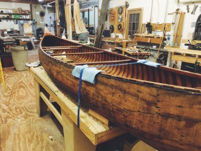 DIY Project: Canoe Restoration