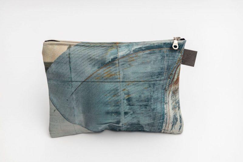 Hoover Dam Large Zipper Bag